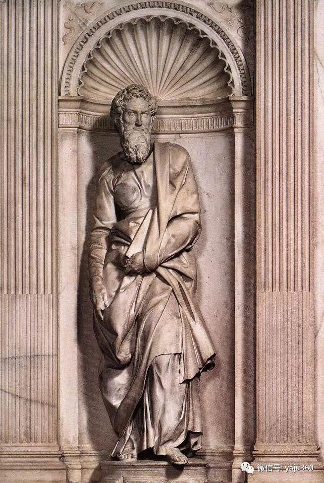 文艺复兴三杰 意大利画家Michelangelo插图26