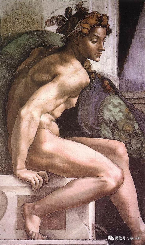 文艺复兴三杰 意大利画家Michelangelo插图28
