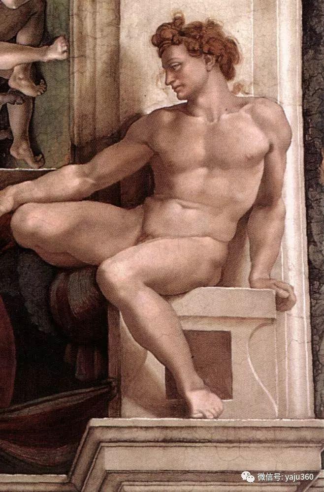 文艺复兴三杰 意大利画家Michelangelo插图30