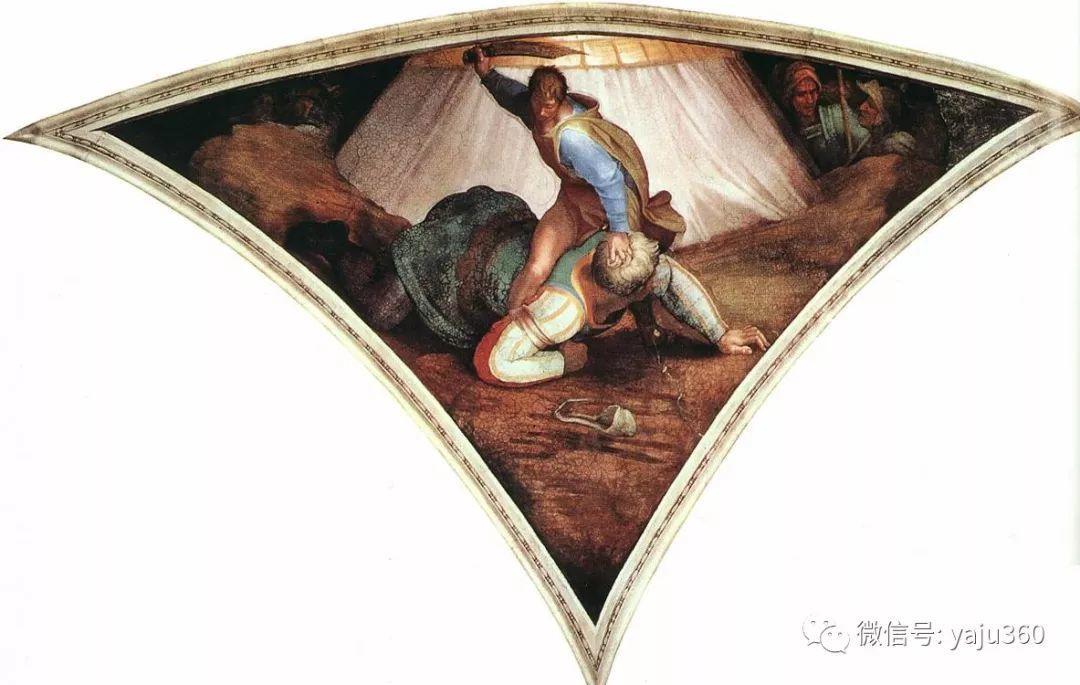文艺复兴三杰 意大利画家Michelangelo插图38