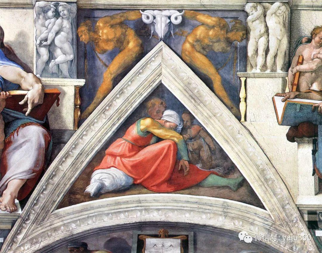 文艺复兴三杰 意大利画家Michelangelo插图42