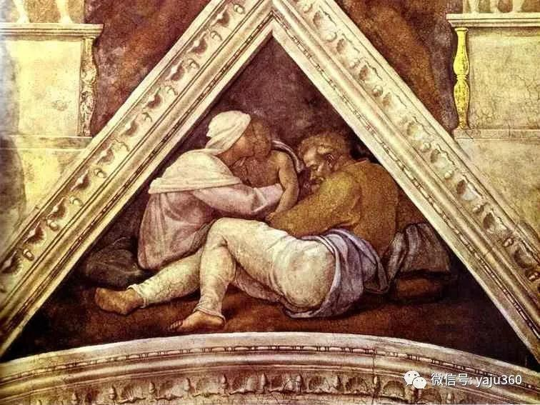 文艺复兴三杰 意大利画家Michelangelo插图48