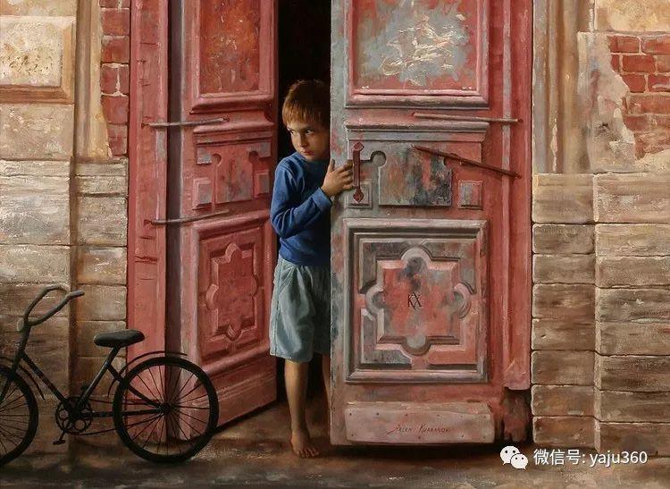 乌兹别克斯坦Arsen Kurbanov油画欣赏插图15