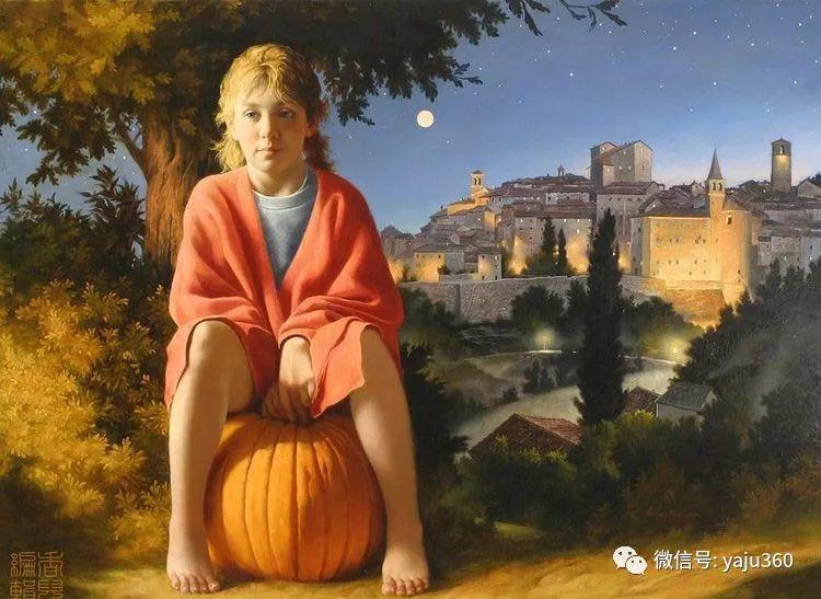 乌兹别克斯坦Arsen Kurbanov油画欣赏插图17