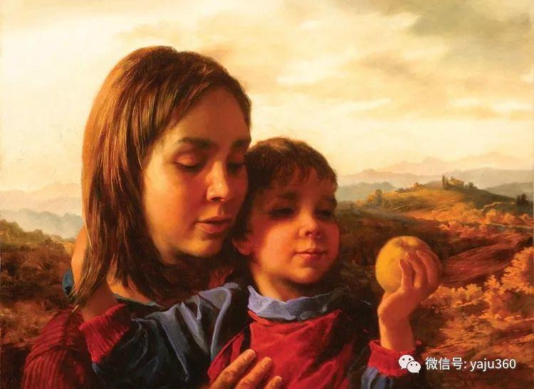 乌兹别克斯坦Arsen Kurbanov油画欣赏插图25