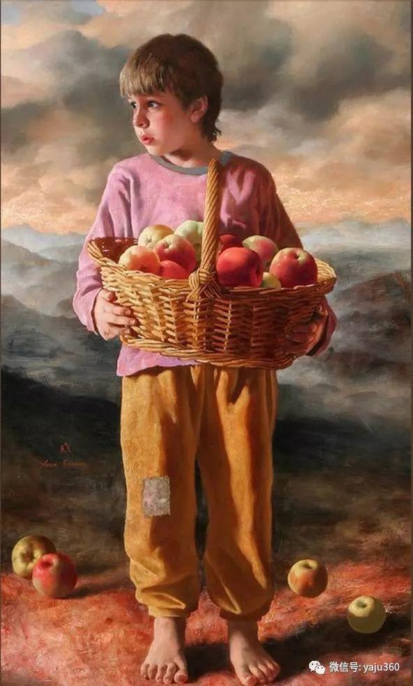 乌兹别克斯坦Arsen Kurbanov油画欣赏插图35