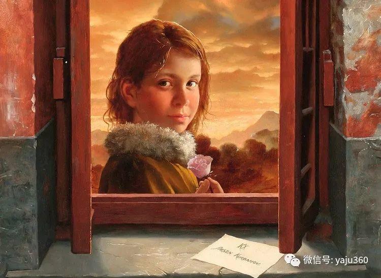 乌兹别克斯坦Arsen Kurbanov油画欣赏插图37
