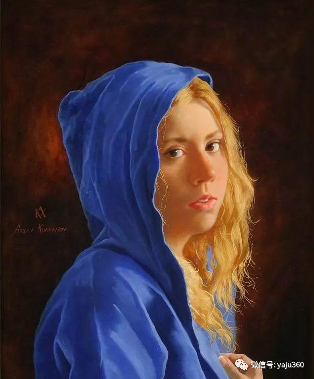 乌兹别克斯坦Arsen Kurbanov油画欣赏插图39