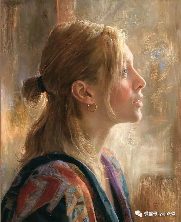 乌兹别克斯坦Arsen Kurbanov油画欣赏插图41