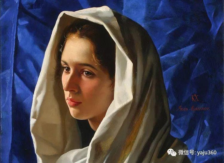 乌兹别克斯坦Arsen Kurbanov油画欣赏插图43