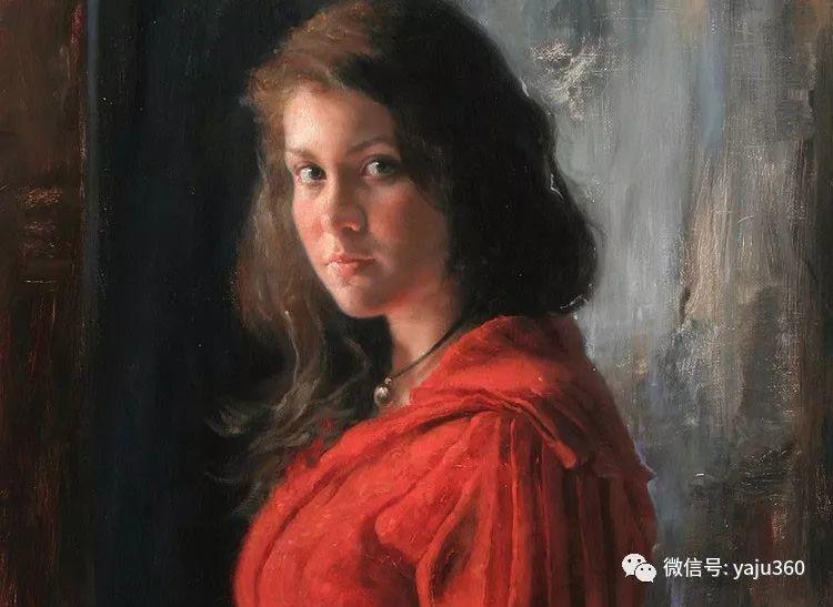 乌兹别克斯坦Arsen Kurbanov油画欣赏插图49