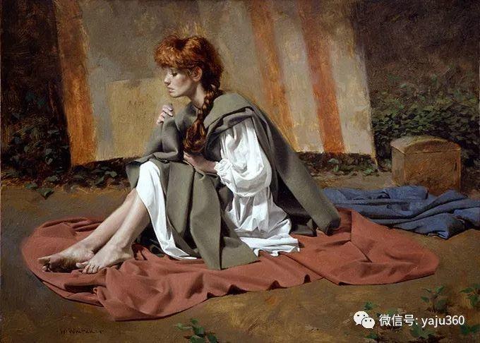 美国William Whitaker绘画欣赏插图3