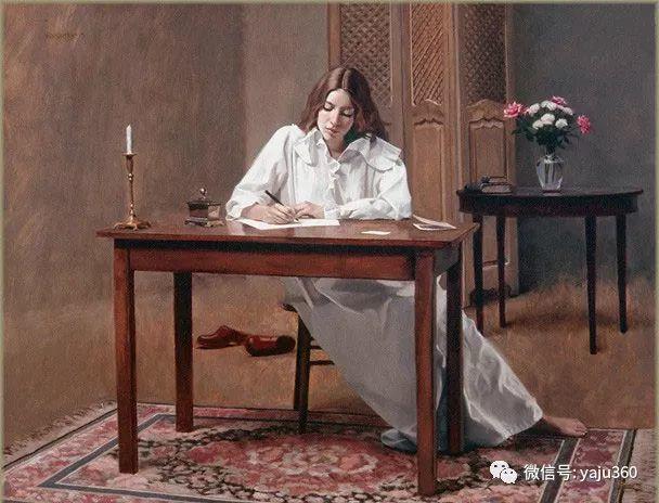 美国William Whitaker绘画欣赏插图7