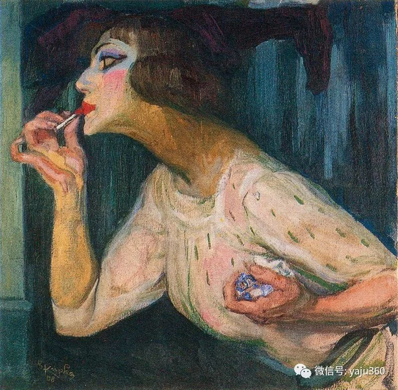 捷克画家Frantisek Kupka插图33