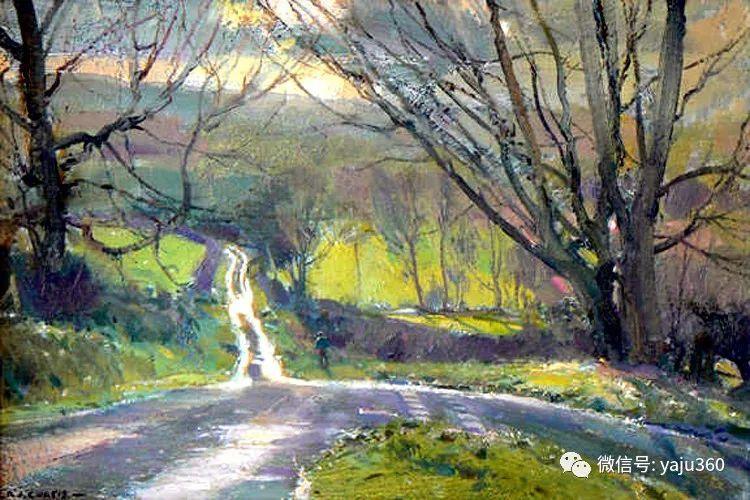 风景油画欣赏 英国David Curtis插图3