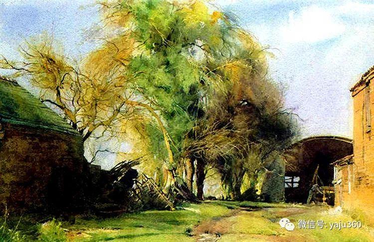 风景油画欣赏 英国David Curtis插图5
