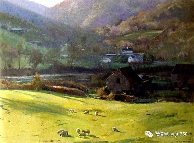 风景油画欣赏 英国David Curtis插图7