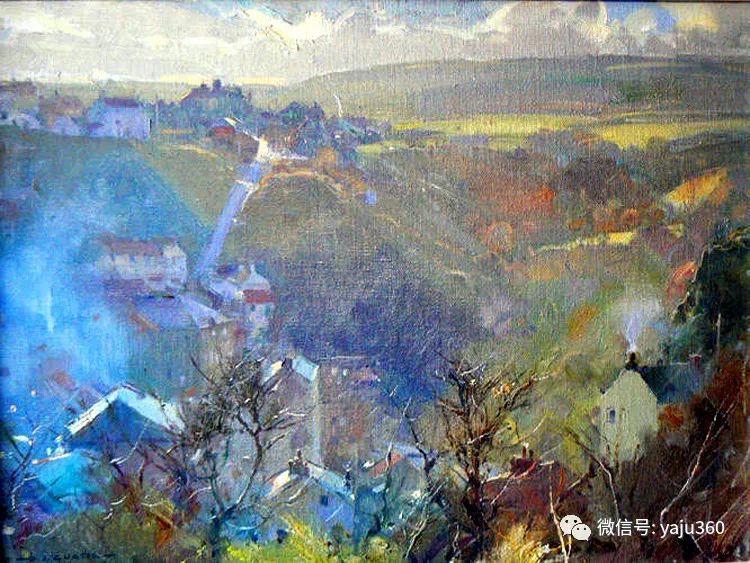 风景油画欣赏 英国David Curtis插图9