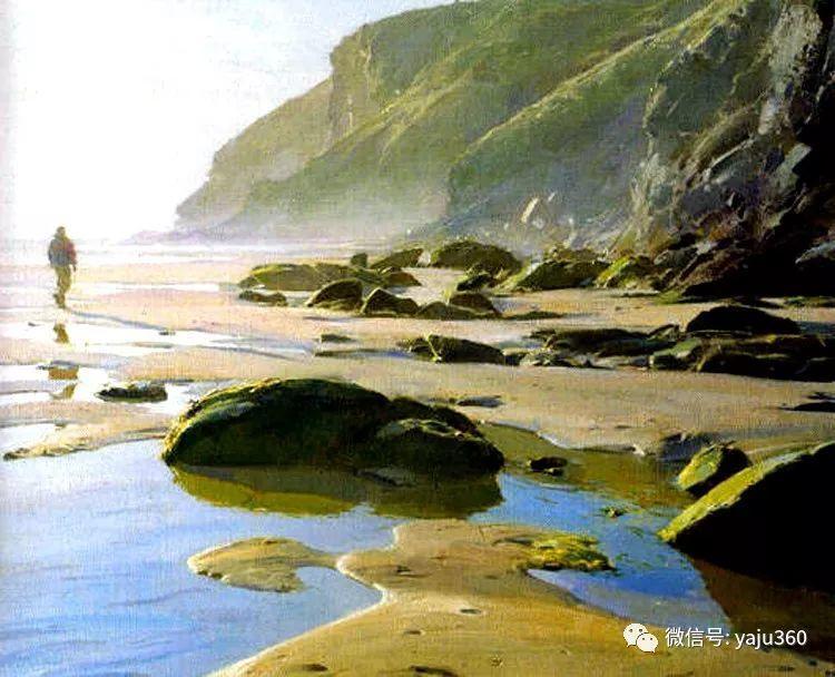 风景油画欣赏 英国David Curtis插图11