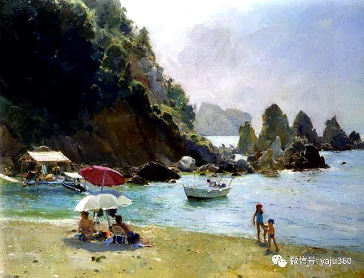 风景油画欣赏 英国David Curtis插图13
