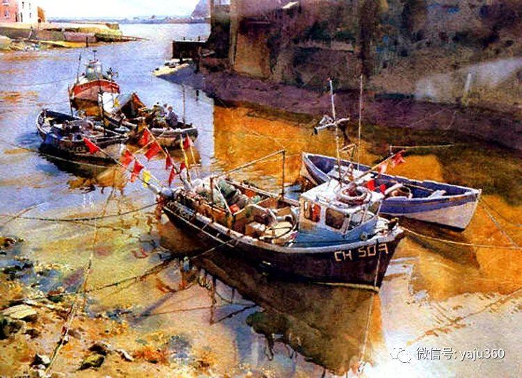风景油画欣赏 英国David Curtis插图17