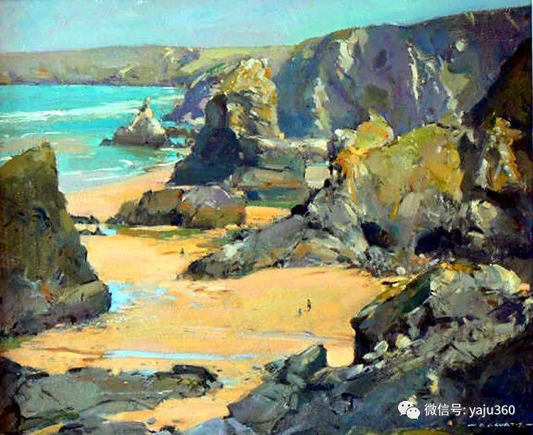 风景油画欣赏 英国David Curtis插图23
