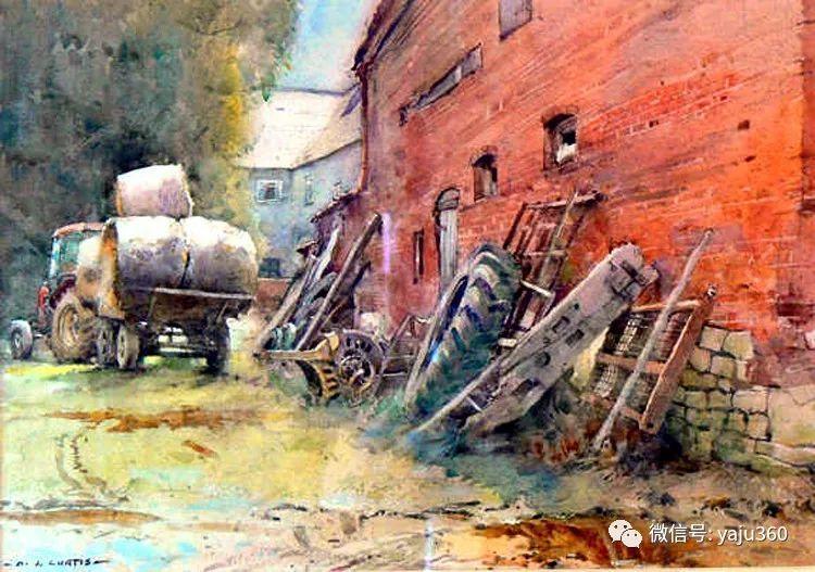 风景油画欣赏 英国David Curtis插图25