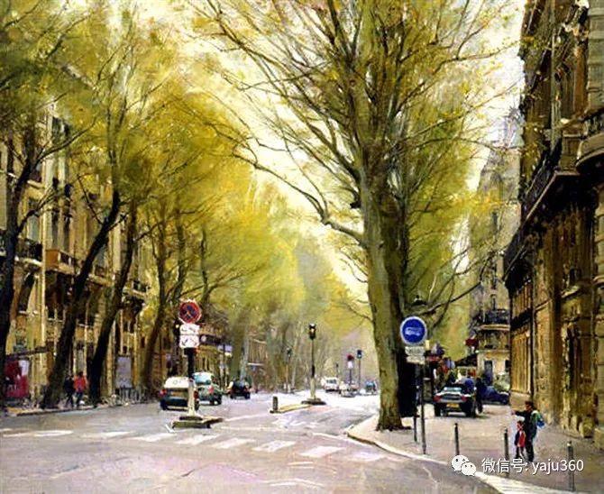 风景油画欣赏 英国David Curtis插图33
