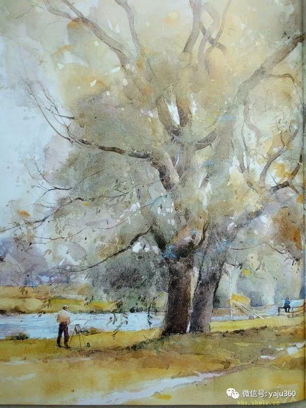 风景油画欣赏 英国David Curtis插图45