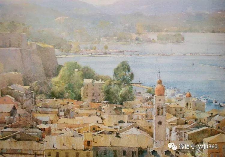 风景油画欣赏 英国David Curtis插图47