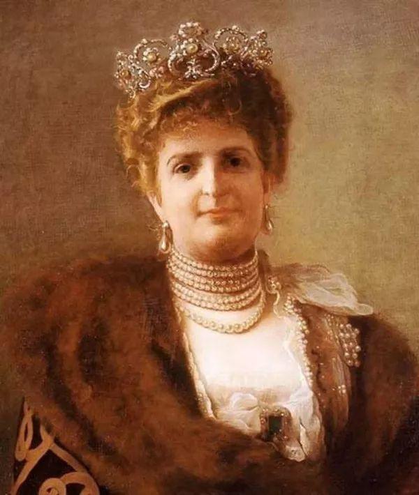 女性肖像油画 意大利Vittorio Matteo Corcos插图2