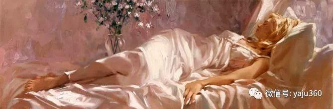 优美的女子油画欣赏 Richard S Johnson插图21