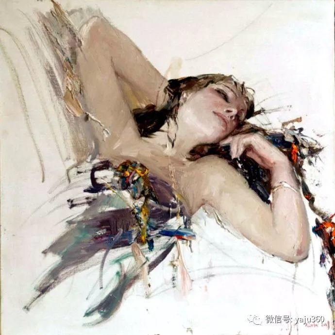 人物油画欣赏 俄罗斯Mstislav Pavlov插图3