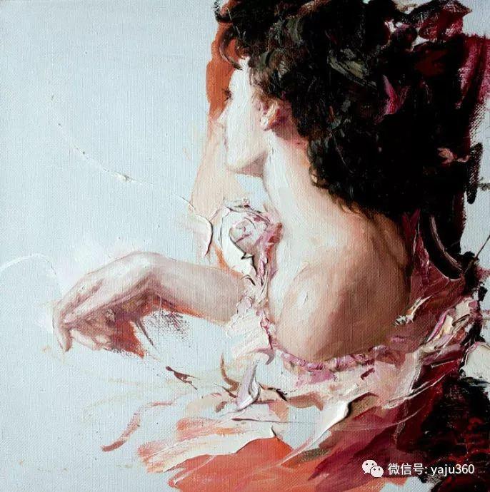 人物油画欣赏 俄罗斯Mstislav Pavlov插图19