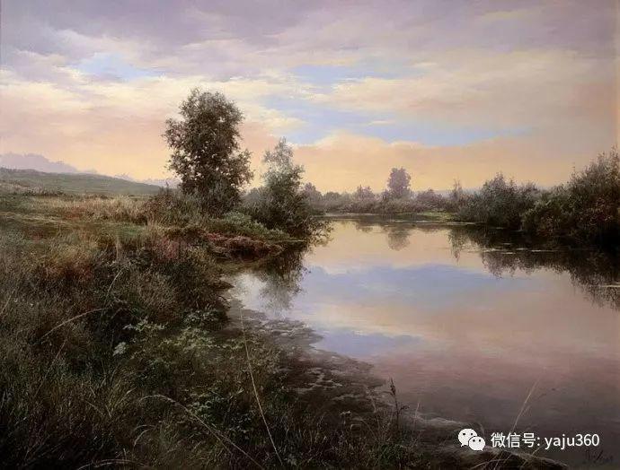 古典乡村油画 乌克兰Yuri Klapoukh插图13