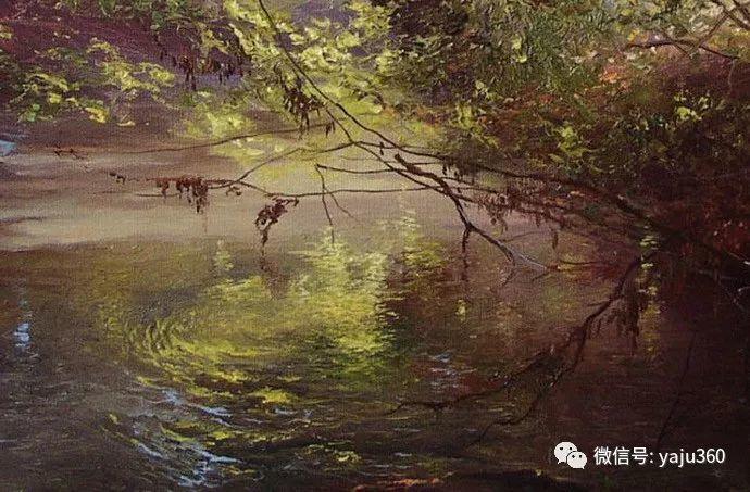 古典乡村油画 乌克兰Yuri Klapoukh插图15