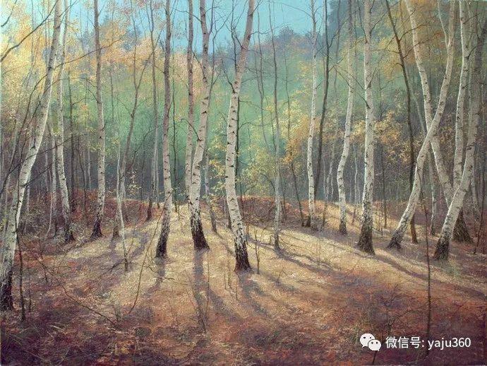 古典乡村油画 乌克兰Yuri Klapoukh插图23