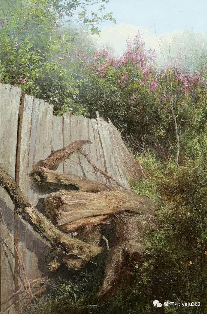 古典乡村油画 乌克兰Yuri Klapoukh插图25