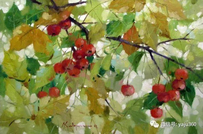 山野芳菲 俄罗斯画家Savchenko Aleksey插图15