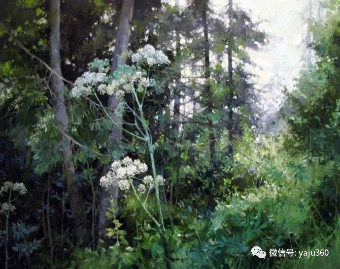 山野芳菲 俄罗斯画家Savchenko Aleksey插图17