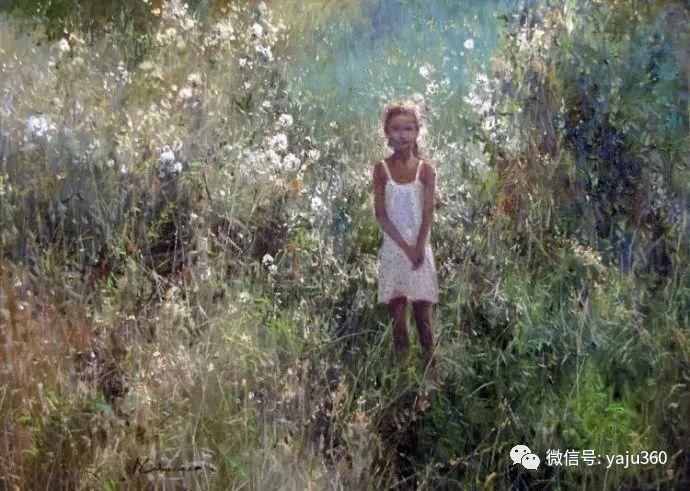 山野芳菲 俄罗斯画家Savchenko Aleksey插图21