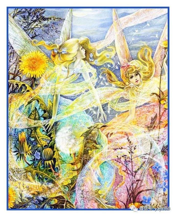 英国Pamela Colebourn绘画欣赏插图11