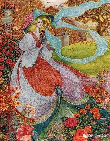 英国Pamela Colebourn绘画欣赏插图19