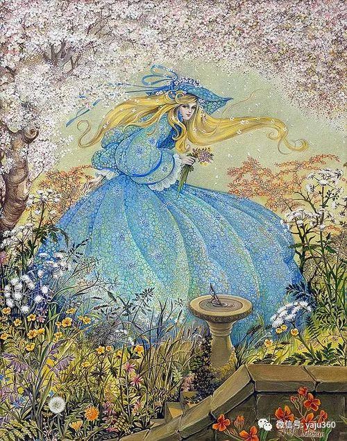 英国Pamela Colebourn绘画欣赏插图21