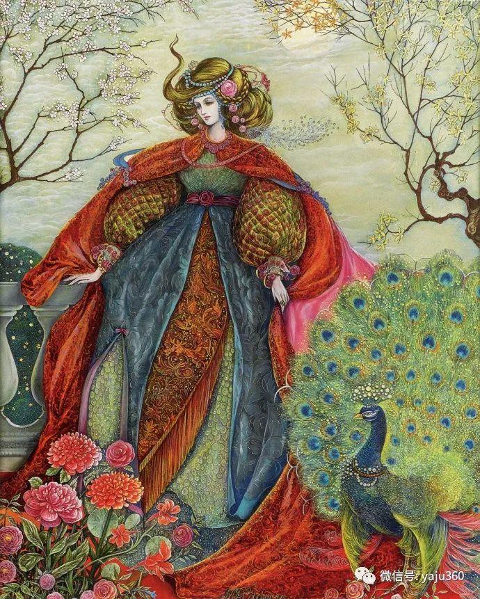 英国Pamela Colebourn绘画欣赏插图23