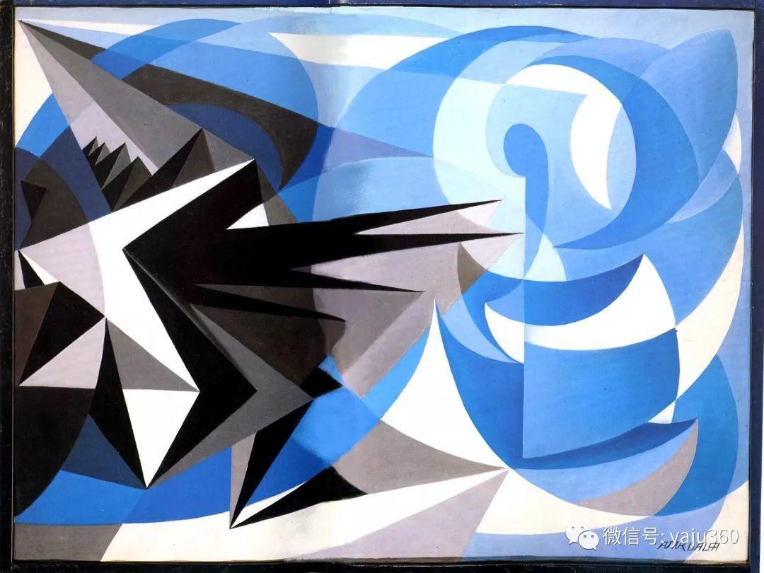 油画世界 意大利Giacomo Balla作品欣赏插图3