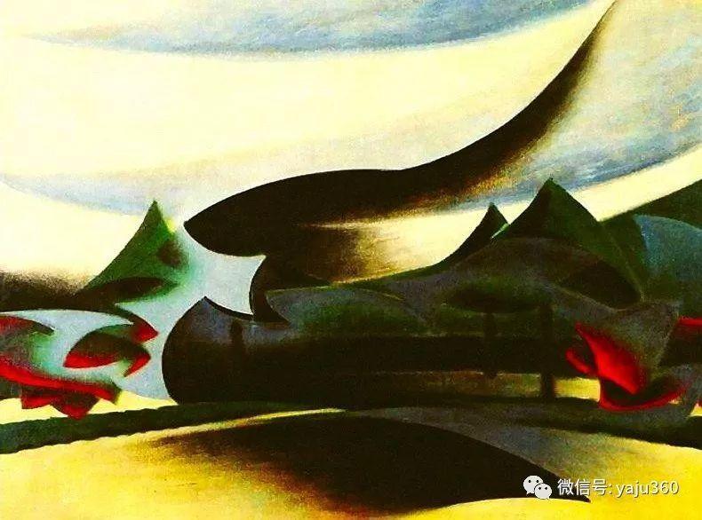 油画世界 意大利Giacomo Balla作品欣赏插图7