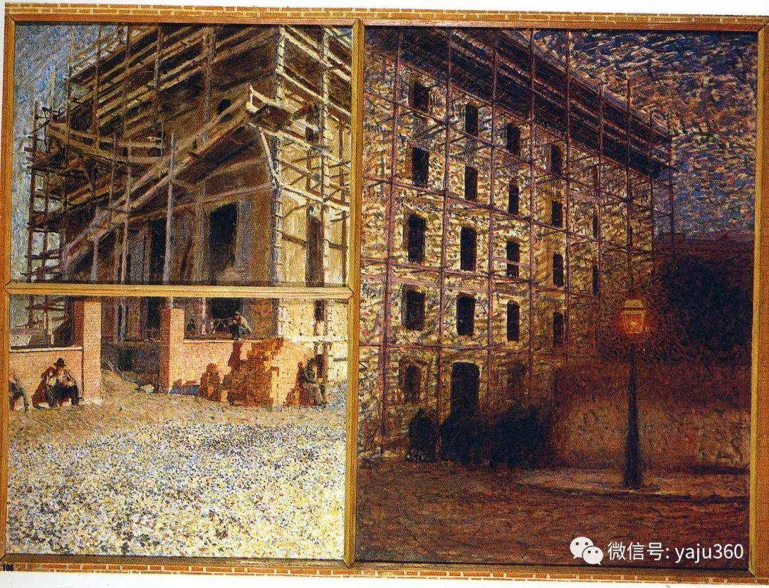 油画世界 意大利Giacomo Balla作品欣赏插图9