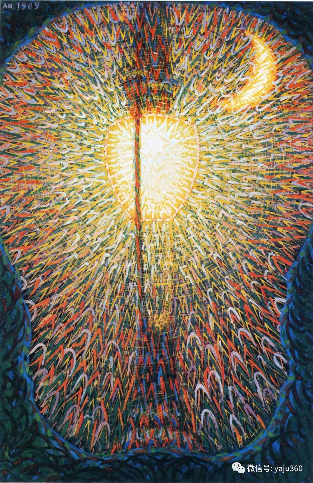 油画世界 意大利Giacomo Balla作品欣赏插图13