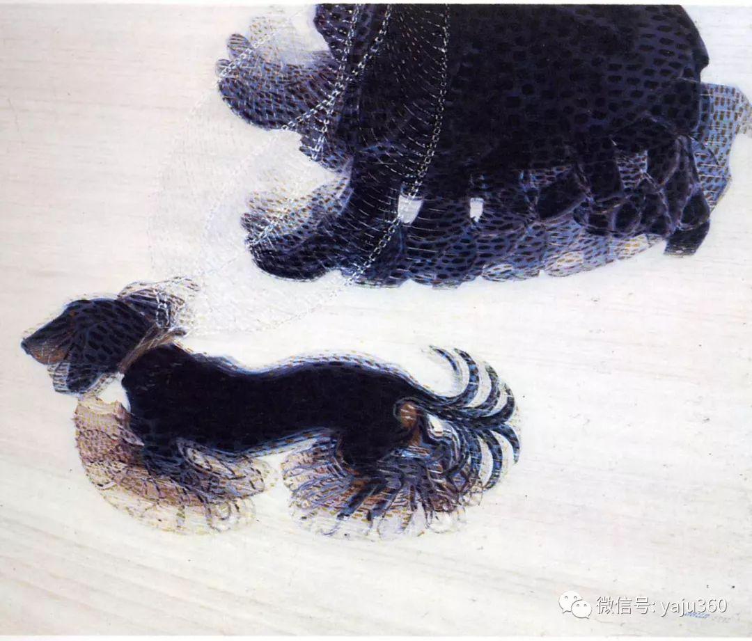 油画世界 意大利Giacomo Balla作品欣赏插图15